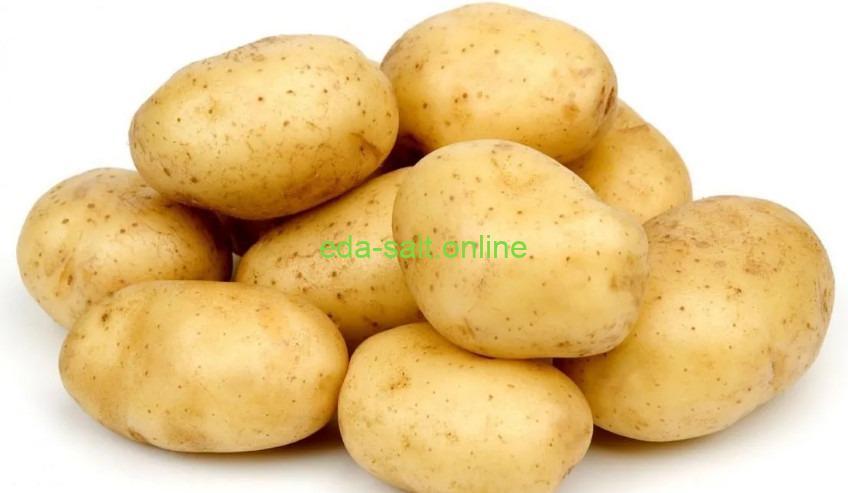 Картошка как почистить