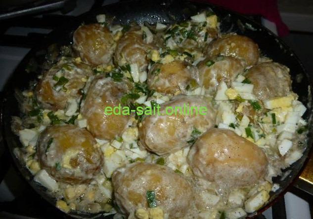 Картошка как вкусно приготовить
