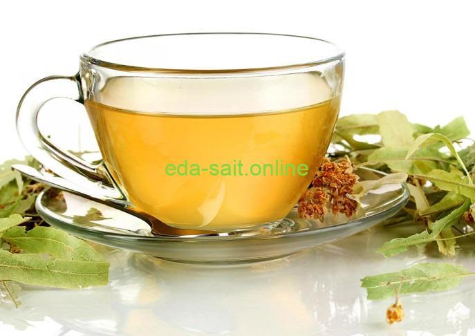 Травяные чаи липа