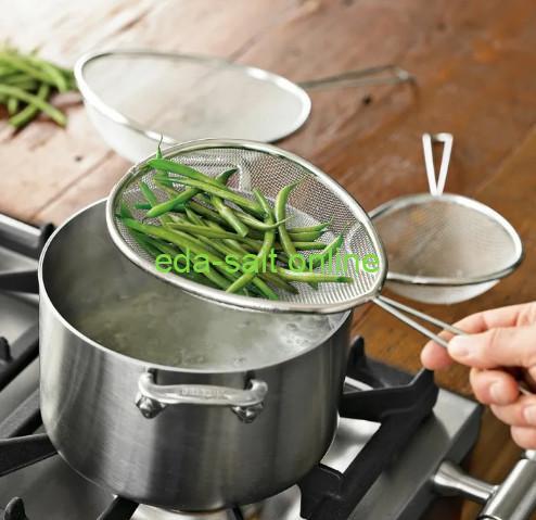 Бланширование овощей