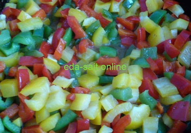 Пассерование овощей фото