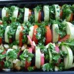 Рататуй — блюдо французской кухни