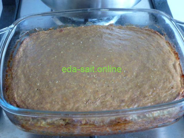 Суфле из говяжьей печени пошаговый рецепт с фото